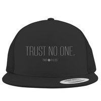 Trust No One The X Files Trucker Hat