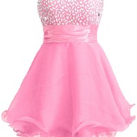 FairOnly Women's Mini Short Length Prom Cocktail Dress
