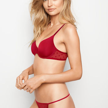 Lightly Lined Demi Bra - The T-Shirt - Victoria's Secret