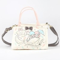 Little Twin Stars Mini Satchel: Swan