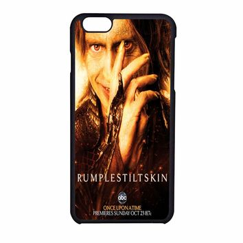Once Upon A Time Mr Gold Rumpelstiltskin Three Iphone 6S Case