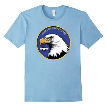 ARNOLD AIR FORCE BASE EAGLE ROUNDEL T-SHIRT