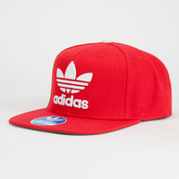 Adidas Thrasher Mens Snapback Hat Red One Size For Men 25784130001