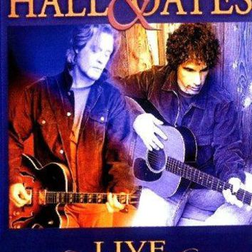 Hall And Oates Metal Print 8in x 12in