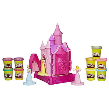 Play-Doh Disney Princess Prettiest Princess Castle Set