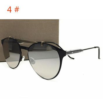 DIOR New fashion colorful metal sunglasses couple more styles glasses