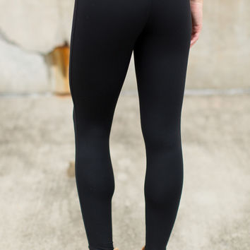 SPANX Essential Legging - Black