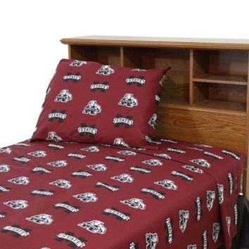 Mississippi State University Sheet Set