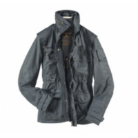 barbour, Barbour Field Jacket Black - Barbour Mens Beacon Heritage - Men