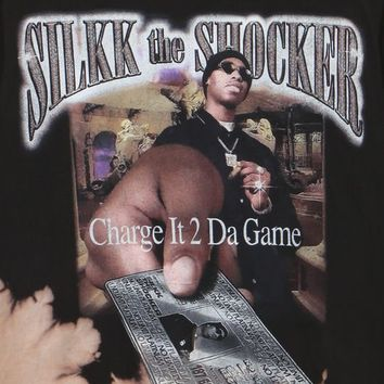 No Limit Records Silkk The Shocker Bleach T-Shirt at PacSun.com