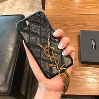 YSL iphone 6 6s 6plus 6s-plus 7 7plus Apple mobile phone shell