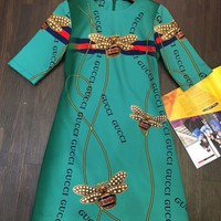 NEW 100% Authentic gucci Dress ♀29