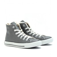 mytheresa.com -  Converse - CHUCK TAYLOR ALL STAR SHEARLING LINED HIGH-TOPS - Luxury Fashion for Women / Designer clothing, shoes, bags