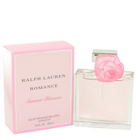 Romance Summer Blossom By Ralph Lauren Eau De Parfum Spray 3.4 Oz