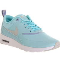 Nike Air Max Thea Glacier Blue White - Hers trainers