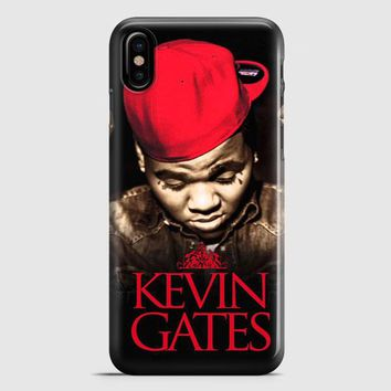 Kevin Gates Satelites iPhone X Case | casescraft