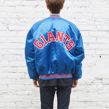 New York Giants Chalk Line Jacket