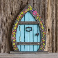 Gnome  &  Fairy  Door  From  Natural  Life
