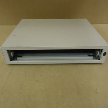 MMF Cash Drawer 19in W x 15in D x 4in H Gray Printer Driven Metal -- Parts/Not Working