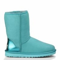 UGG® Bailey Button Metallic for Women | Free shipping at UGGAustralia.com