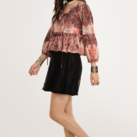 Pink Sand Blouse