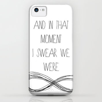 The Perks Of Being A Wallflower, Stephen Chbosky iPhone & iPod Case by Gabsnisen