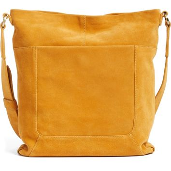 Hobo Reghan Suede Crossbody Bag | Nordstrom