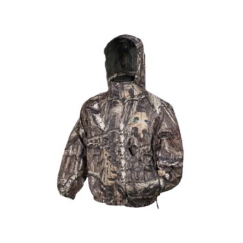 Toadz Camo Rain Jacket Realtree Xtra Camo Medium