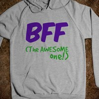 BFF - The Awesome One! Hoodie - Connected Universe