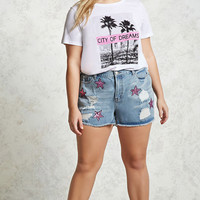 Plus Size City Of Dreams Tee