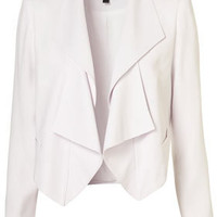 Waterfall Crop Jacket - Tops - Going Out - Designers & Collections - Topshop USA