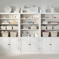 Grace Storage Wall System | Pottery Barn Kids