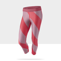Check it out. I found this Nike Relay Print Women's Running Capris at Nike online.
