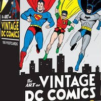 The Art of Vintage DC Comics: 75th Anniversary $18.95 : Chronicle Books
