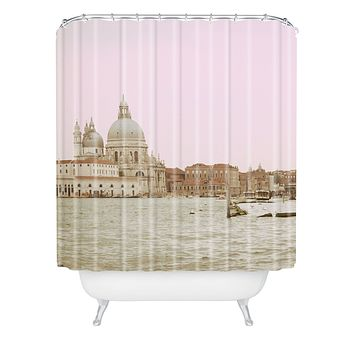Happee Monkee Dreamy Venice Shower Curtain