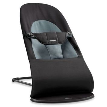 BABYBJORN® Bouncer Balance Soft in Black/Dark Grey