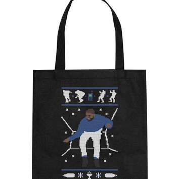Hotline Bling Christmas Tote Bag