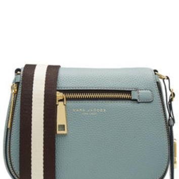 Leather Shoulder Bag - Marc Jacobs | WOMEN | US STYLEBOP.com