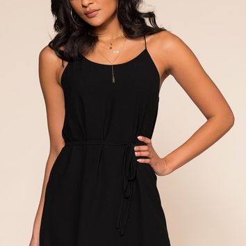 McKenna Dress - Black