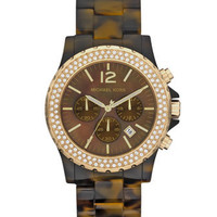Michael Kors Oversized Madison Chronograph Watch - Michael Kors