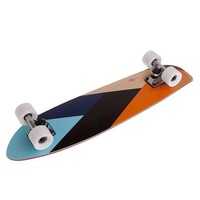 Skateboard Cruiser Multicolore -  Sandro - E-Boutique Officielle SANDRO / Collection Printemps-Été 2013 SANDRO