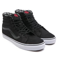 Trendsetter Vans High-Top Canvas Flats Sneakers Sport Shoes