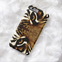 Eyes of a Tiger Barely There iPhone 6 Case