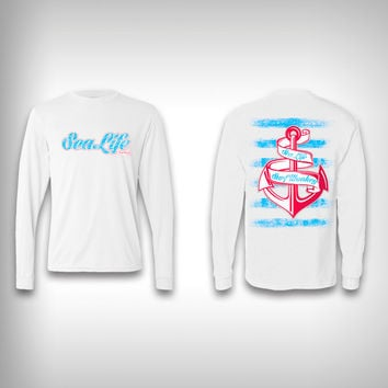 Sea Life - Performance Shirt - Fishing Shirt