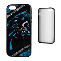 Carolina Panthers iPhone 5 Bump Series Case BI5NF05 (Pth Team)