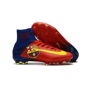 Nike Mercurial Superfly V Barcelona Fg Soccer 39 45 | Best Deal Online