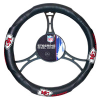 Chiefs  Steering Wheel Cover