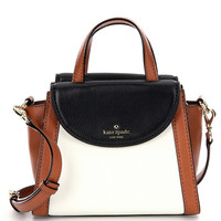 kate spade new york Cobble Hill Color Block Small Adrien Satchel | Dillards