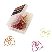 Paladone Pac-Man Paper Clips
