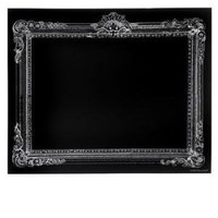 Retro Blackboard in Rectangle | Mod Retro Vintage Wall Decor | ModCloth.com